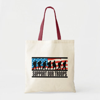 Support our Troops Tote