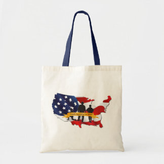 Support Our Troops Tote bag