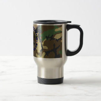 Support our veteran… the USA Travel Mug