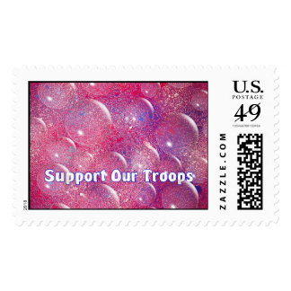 Support Out Troops Postage