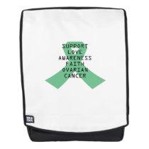 Support Ovarian Cancer Awareness Backpack