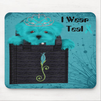 Support Ovarian Cancer Mousepad