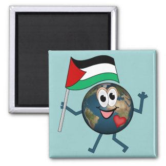 Support Palestinian Statehood Magnet