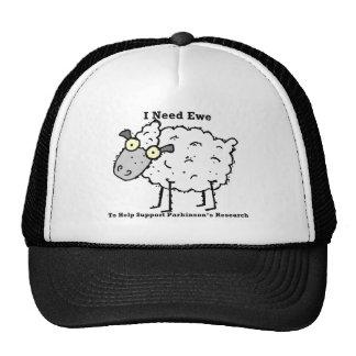 Support Parkinson's Research Trucker Hat