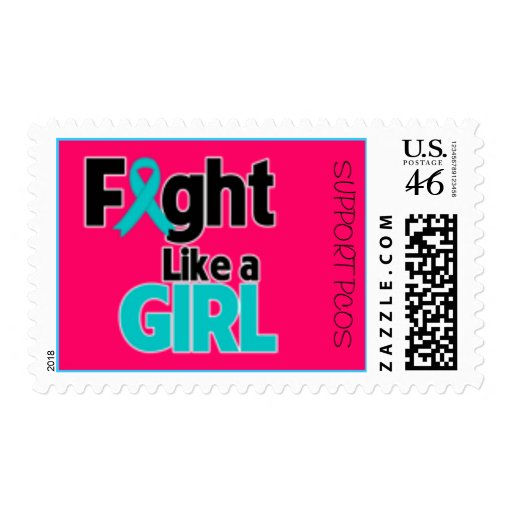 Support PCOS Postage Stamp!
