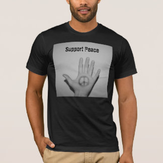 Support Peace T-Shirt