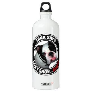 Support Pet Adoption, Don't Shop...Adopt! Water Bottle