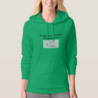 Support Public Education Hoodie