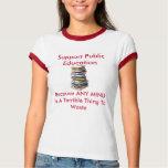 Support Public Education T-Shirt