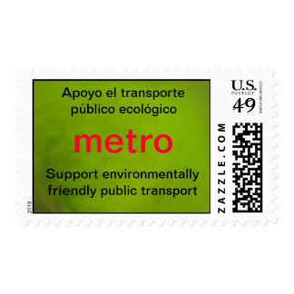 Support Public Transport Stamps