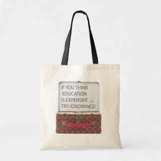 SUPPORT PUPLIC EDUCATION CANVAS BAGS