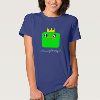 Support Queen Sausage Duck and her AWESOMENESS! T-shirt