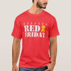 Support Red Friday T-Shirt