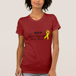 Support Red Friday (Until They All Come Home) T-shirt