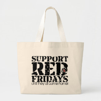 Support Red Fridays Bags