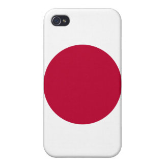 Support Relief in Japan Flag of Japan Case For iPhone 4