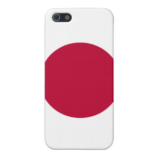 Support Relief in Japan Flag of Japan iPhone SE/5/5s Case
