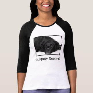 Support Rescue! T Shirt