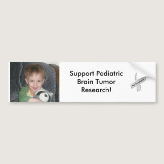 Support Research Bumper Sticker