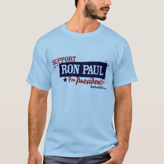 Support Ron Paul Vintage Shirt