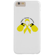 Support Sarcoma Awareness Barely There iPhone 6 Plus Case