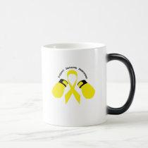 Support Sarcoma Awareness Magic Mug