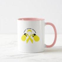 Support Sarcoma Awareness Mug