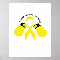 Support Sarcoma Awareness Poster