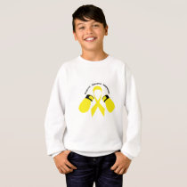 Support Sarcoma Awareness Sweatshirt