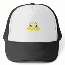 Support Sarcoma Awareness Trucker Hat