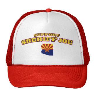 Support Sheriff Joe Trucker Hat