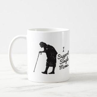 Support Single Moms Coffee Mugs