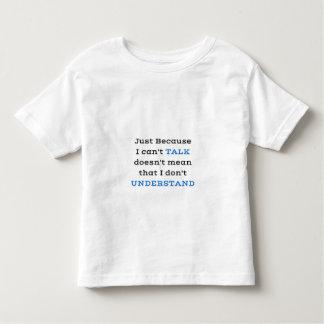 Support Speech Apraxia Awareness Shirt