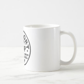 Support States' Rights - Stop Socialized Medicine Classic White Coffee Mug