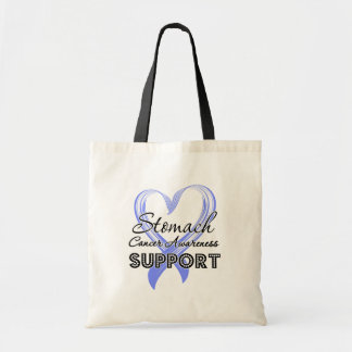 Support Stomach Cancer Awareness Tote Bag
