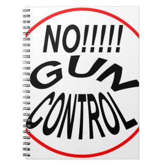 Support The 2nd Amendment! Spiral Notebook