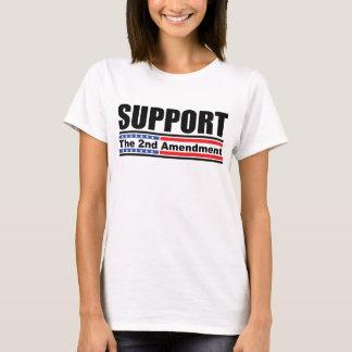 Support the 2nd Amendment T-Shirt
