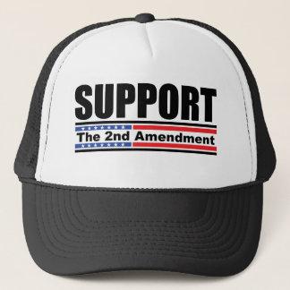 Support the 2nd Amendment Trucker Hat