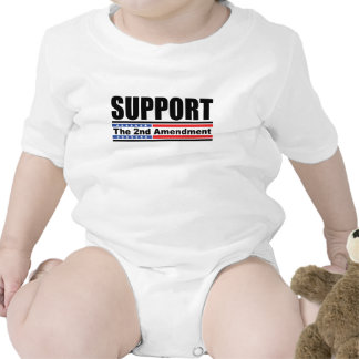 Support the 2nd Amendment Romper