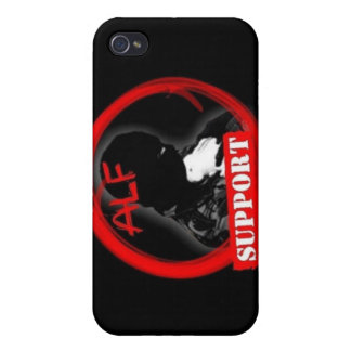 Support the ALF iPhone 4/4S Case