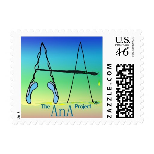 Support  The AnA Project Postage Stamp