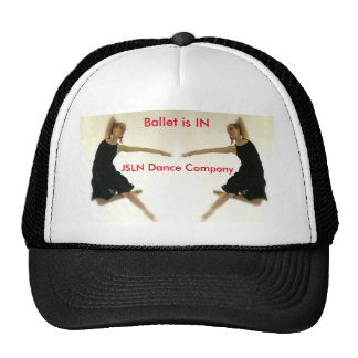 Support the Art line of JSLN Dance Company Trucker Hat