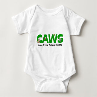 Support the CAWS - Cayo Animal Welfare Society Baby Bodysuit