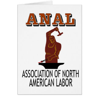 Support the Everyday Worker: ANAL Gear Card