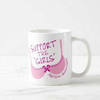 Support The Girls Coffee Mug