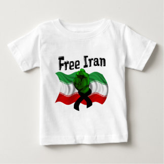 Support The Green Wave, Free Iran Shirt