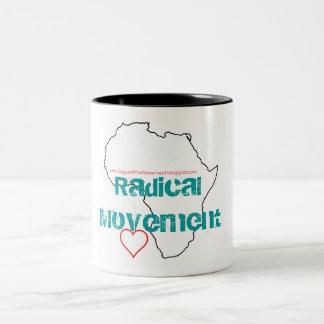 Support The Movement Mug