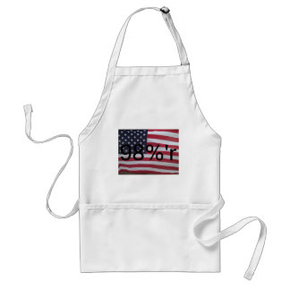 Support the occupation by showing it! adult apron