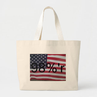 Support the occupation by showing it! bags
