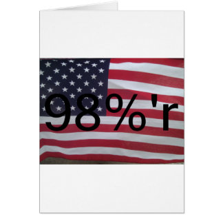 Support the occupation by showing it! greeting cards